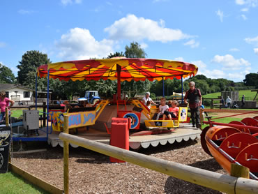 Dorset Heavy Horse Farm Park - Play Areas